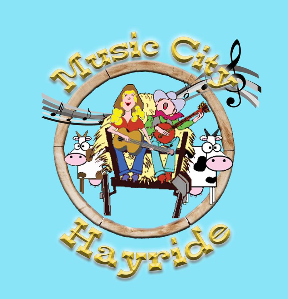 music city hayride logo original